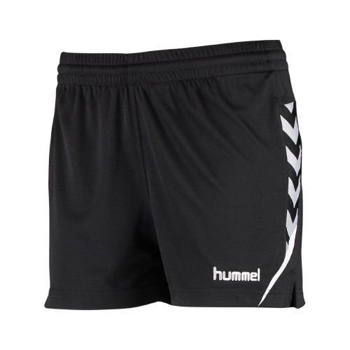 Hummel Damen-Short Authentic Charge 2020 schwarz