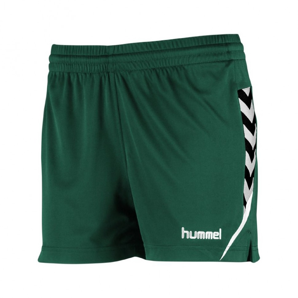 Hummel Woman-Short Authentic Charge 2020 green
