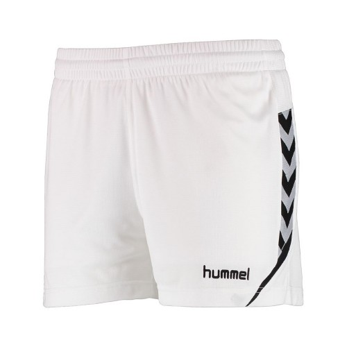 Hummel Damen-Short Authentic Charge 2020 weiß