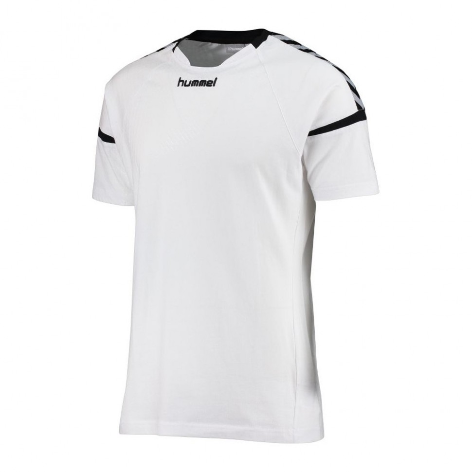 Hummel Authentic Charge Trainings-T-Shirt Kinder weiß