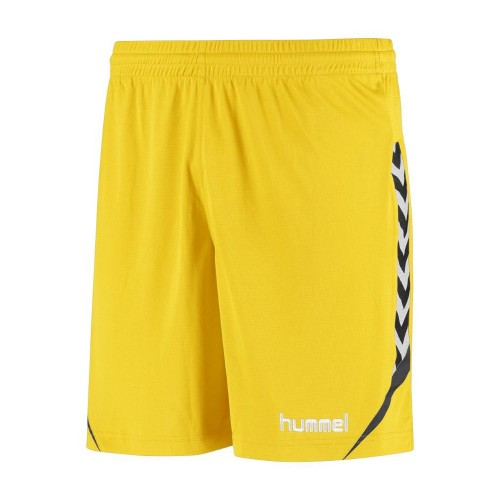 Hummel Authentic Charge 2020 Short Kinder gelb