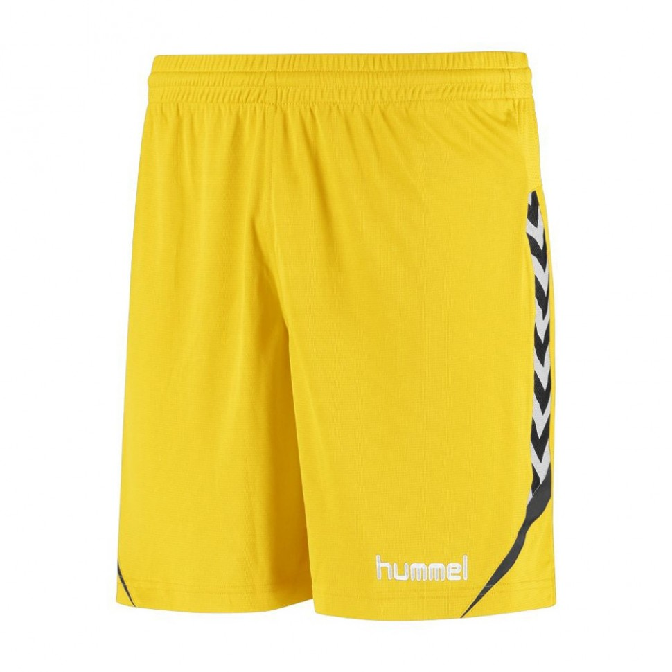 Hummel Authentic Charge 2020 Short Kids yellow