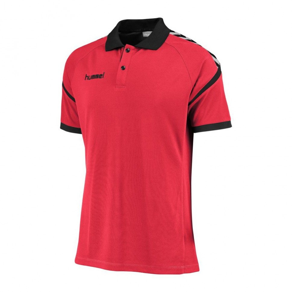 Hummel Authentic 2020 Functional Polo rot