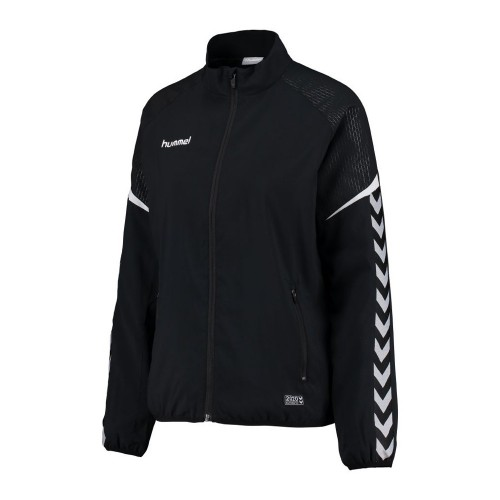 Hummel Woman-Zip-Training Jacket Authentic Charge Micro black