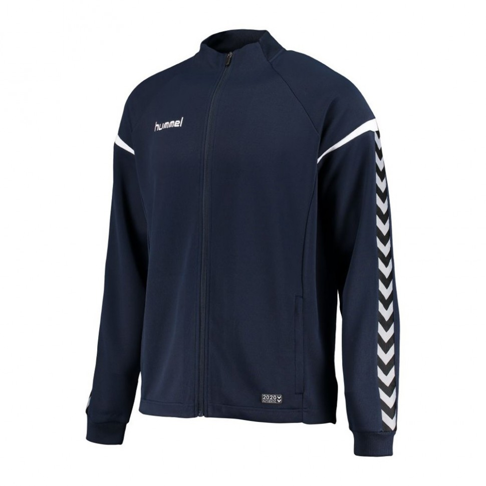 Hummel Zip-Training Jacket Authentic Charge Poly marine