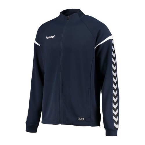 Hummel Kids-Zip-Training Jacket Authentic Charge Poly marine