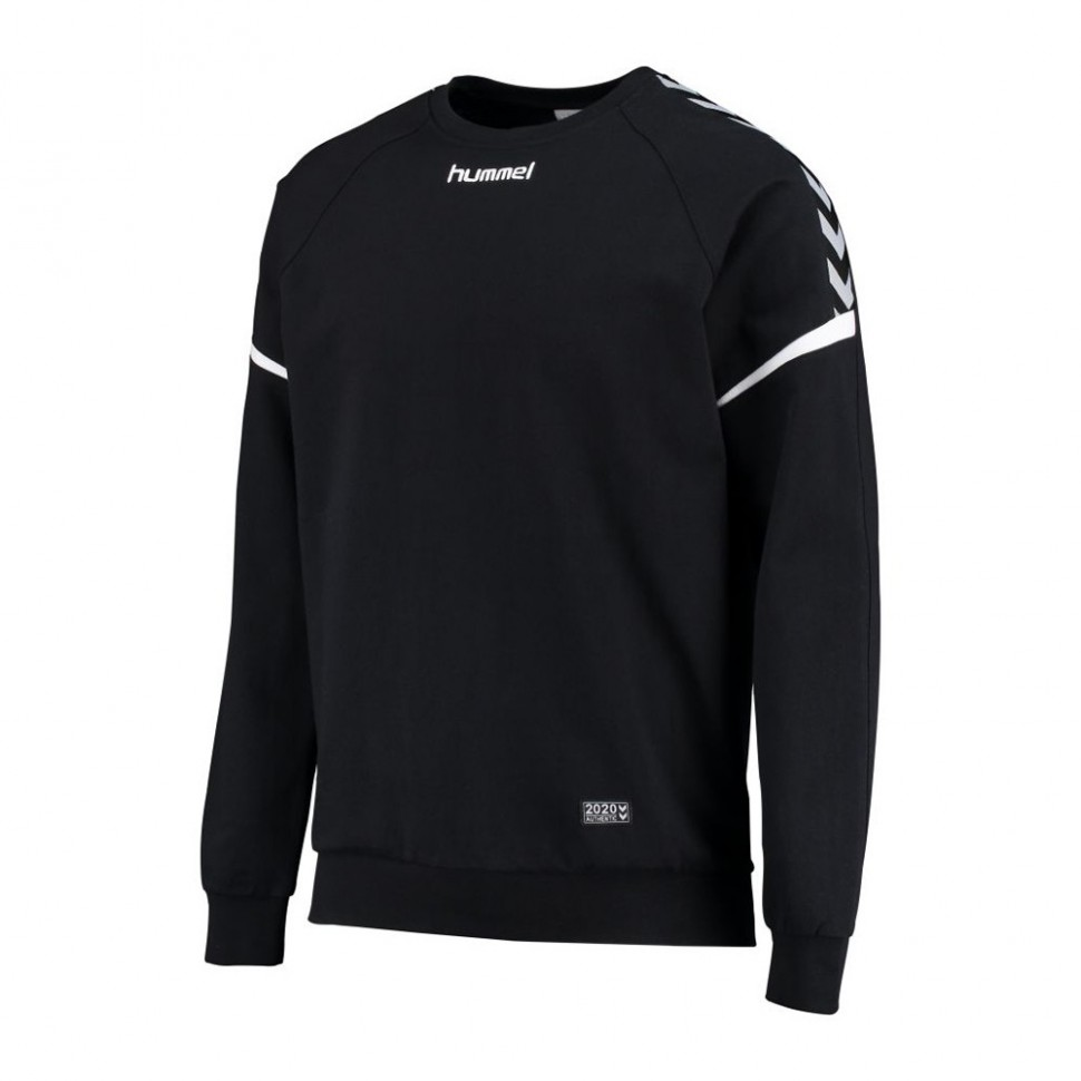 Hummel Cotton-Sweatshirt Authentic Charge black