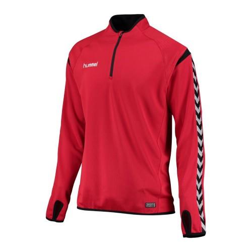Hummel Training Sweatshirt Authentic Charge rot