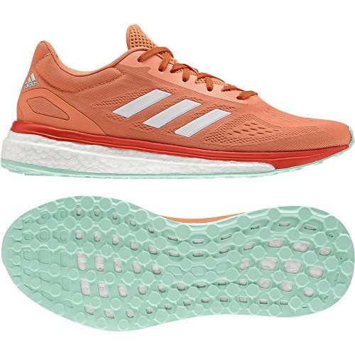 Adidas Laufschuhe Response lt Damen orange