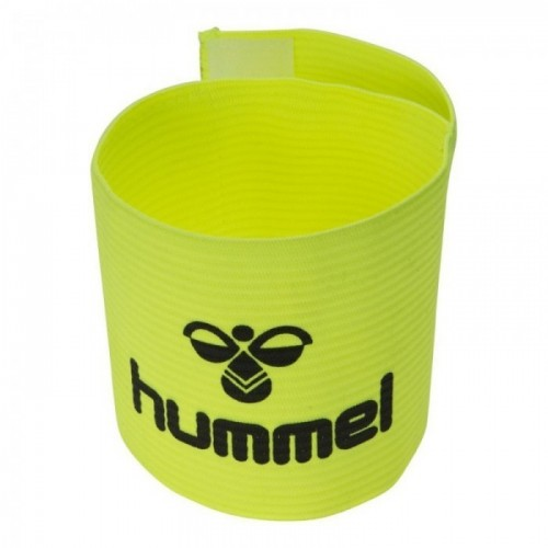 Hummel Old School Capitains Armband neonyellow/black