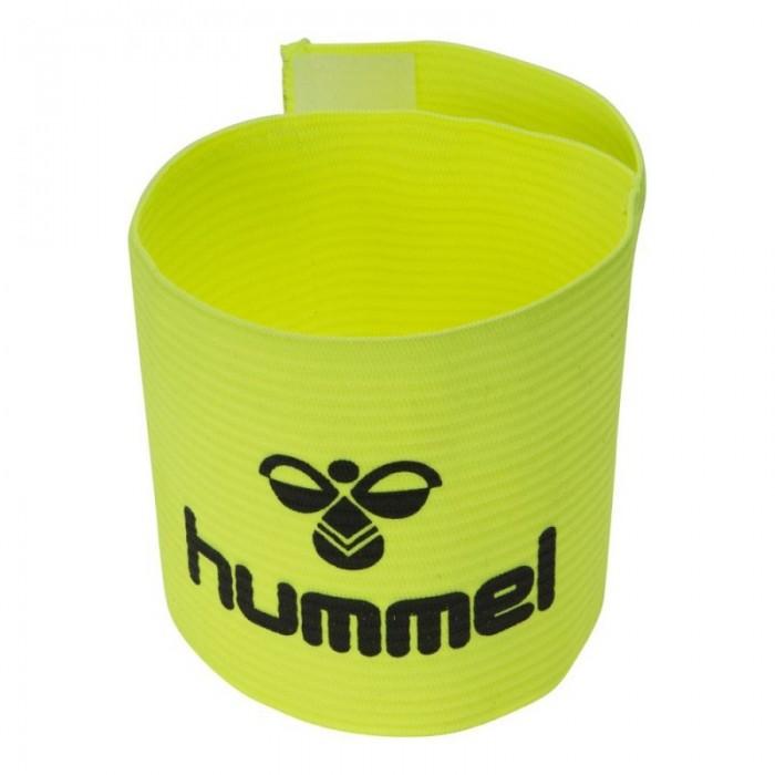Hummel Old School Capitains Armband neonyellow/black