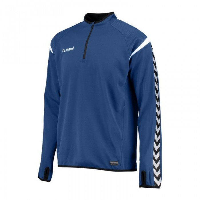 Hummel Authentic Charge Trainings-Sweatshirt blau