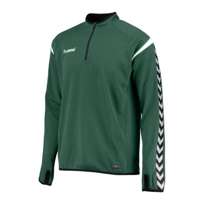 Hummel Authentic Charge Trainings-Sweatshirt Kids green