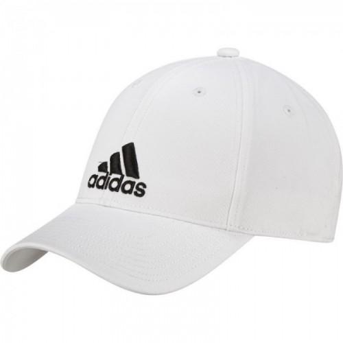 Adidas Classic Cap Baumwolle weiß