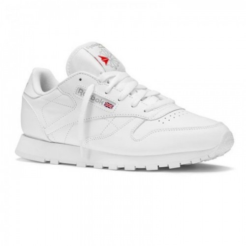 Reebok Classic Leather Woman white