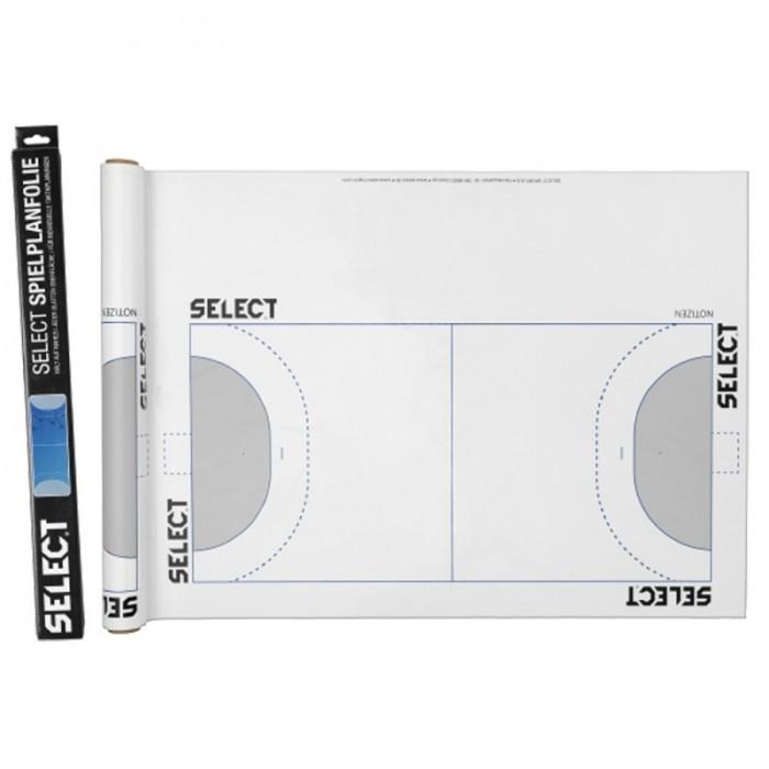 Select Handball-Spielplanfolie