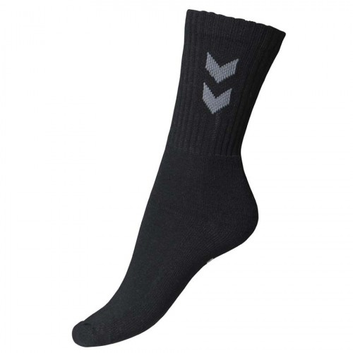 Hummel Trainings Socken 3er-Pack schwarz