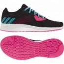 Adidas Running Shoes Durama 2 Kids black/pink