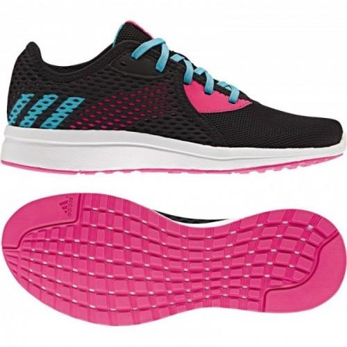 Adidas Laufschuhe Durama 2 Kinder schwarz/pink