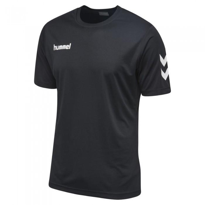 Hummel Kids-T-Shirt Core Polyester Tee black