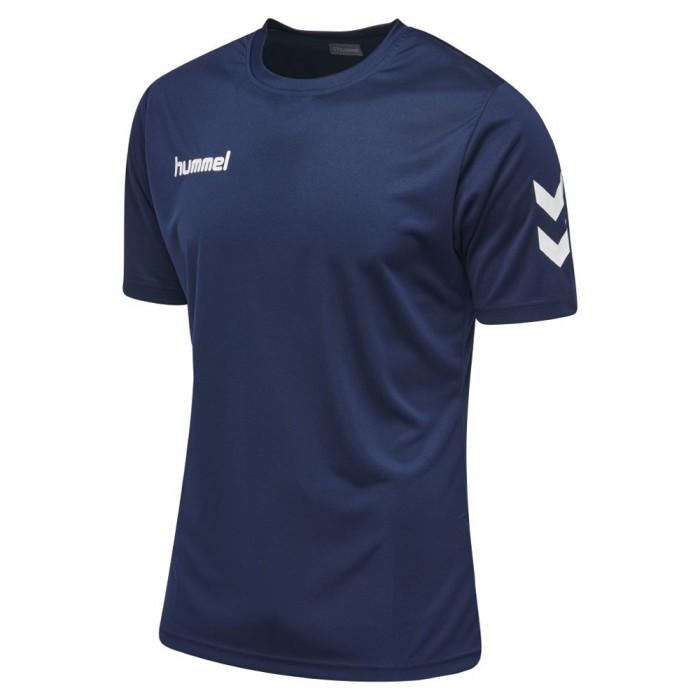 Hummel Core Polyester T-Shirt Kinder marine
