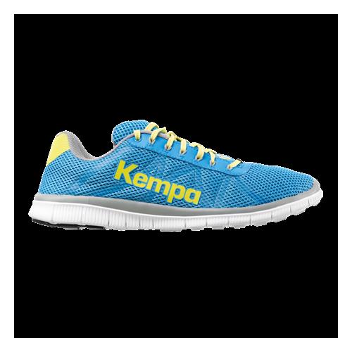 Kempa Freizeitschuhe K-Float blau/gelb