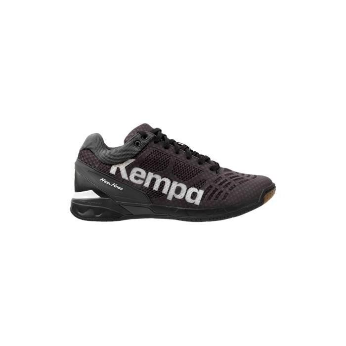 Kempa Handballschuhe Attack Midcut schwarz/weiß