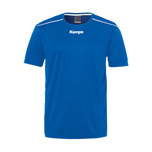 Kempa Poly Shirt royalblau