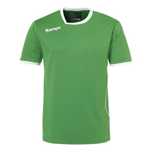 Kempa Curve Trikot grün/weiß