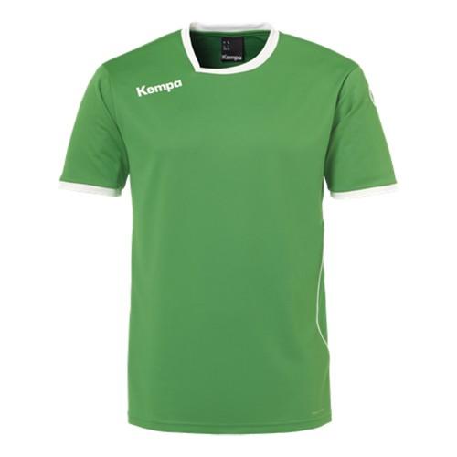 Kempa Curve Trikot Kinder grün/weiß