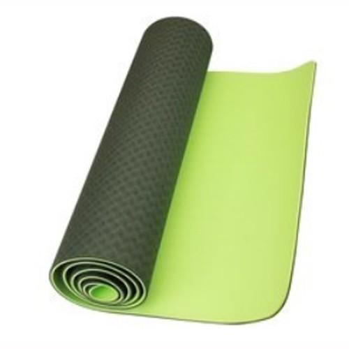 V3Tec Yogamatte hellgrün/dunkelgrün