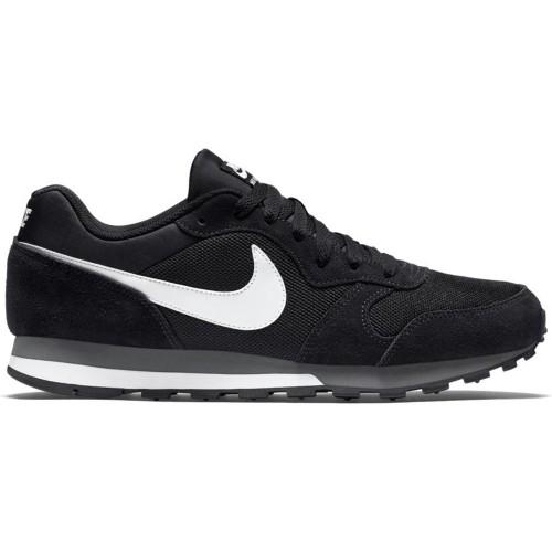 Nike MD Runner 2 schwarz/weiß