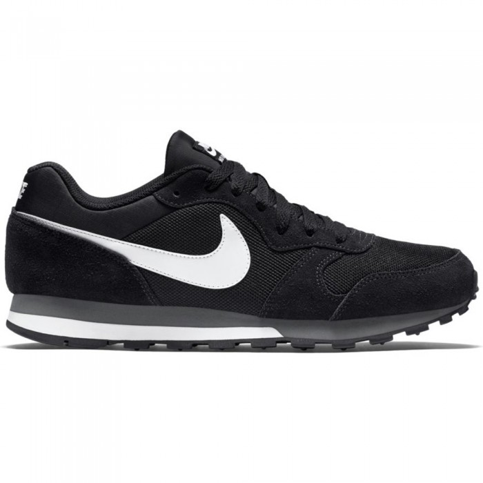 Nike Laufschuhe MD Runner 2 schwarz/weiß