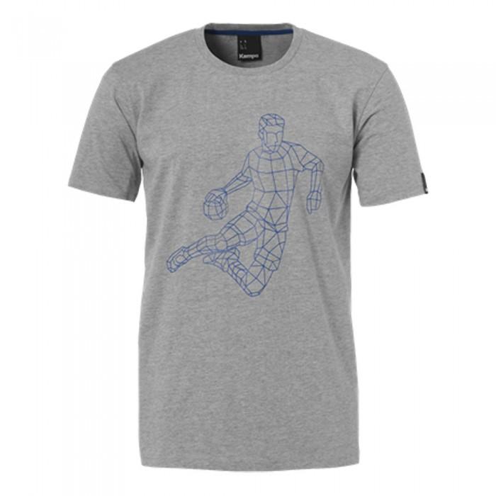 Kempa Polygon Player T-Shirt marine