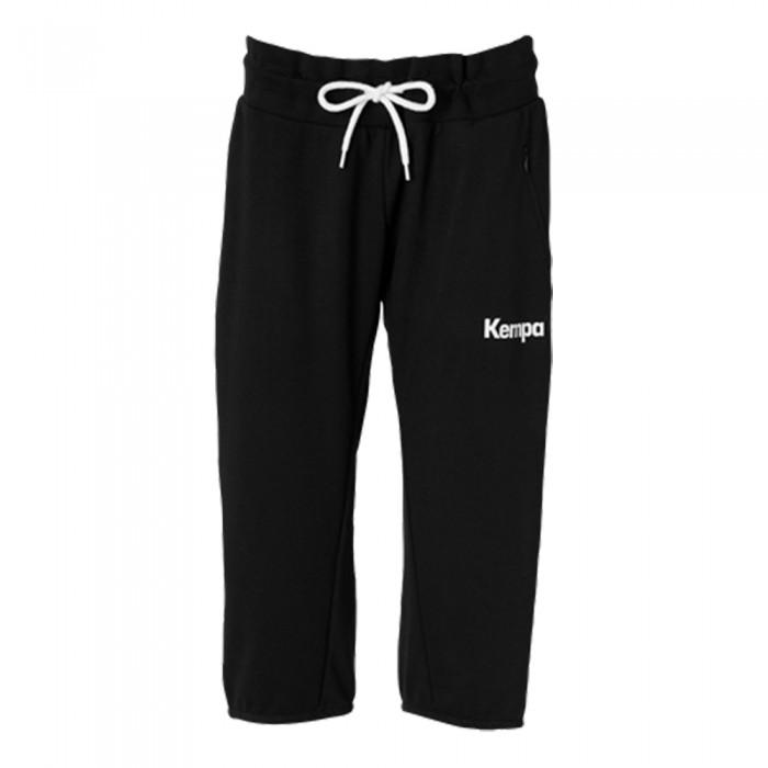 Kempa Capri Hose Damen schwarz