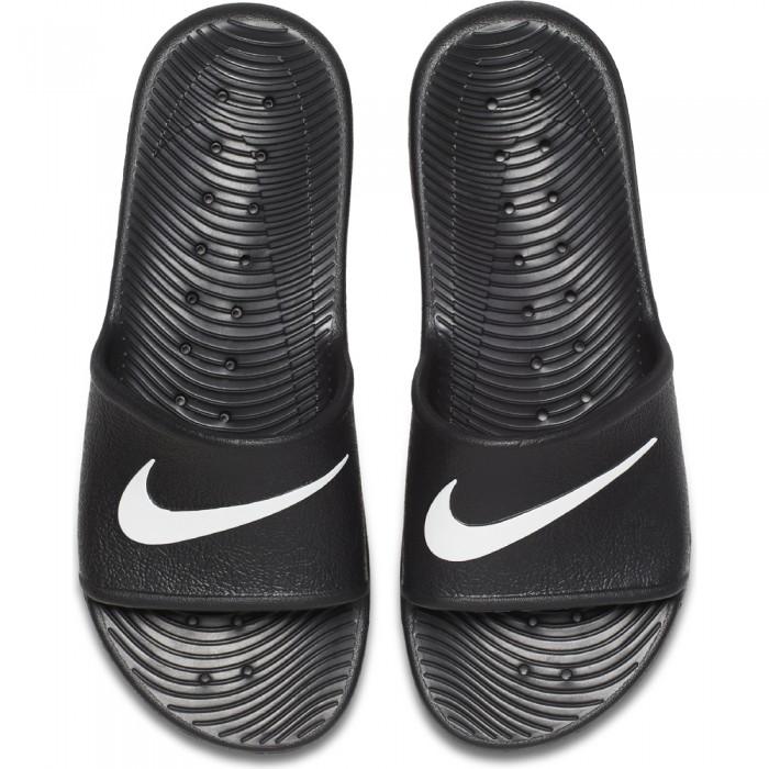 Nike Badeschuhe Kawa Shower Slide schwarz
