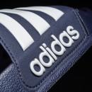 Adidas Adilette Cloudfoam blau/weiß
