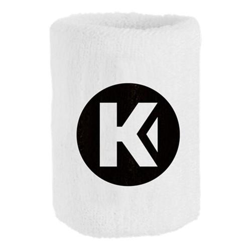 Kempa Schweißbänder kurz weiß