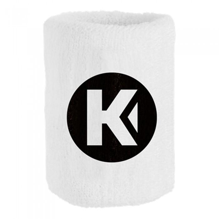 Kempa Sweatband kurz white