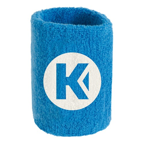 Kempa Schweißbänder kurz kempablau