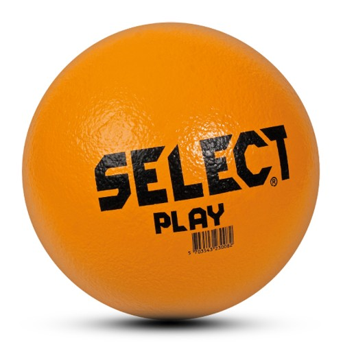 Select Schaumstoffball Playball orange