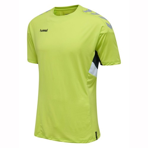 Hummel Tech Move Jersey Kids neon green