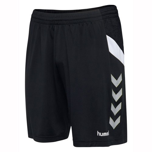 Hummel Tech Move Poly Short Kinder schwarz