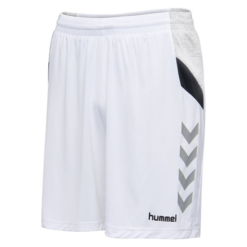 Hummel Tech Move Poly Short Kinder weiß