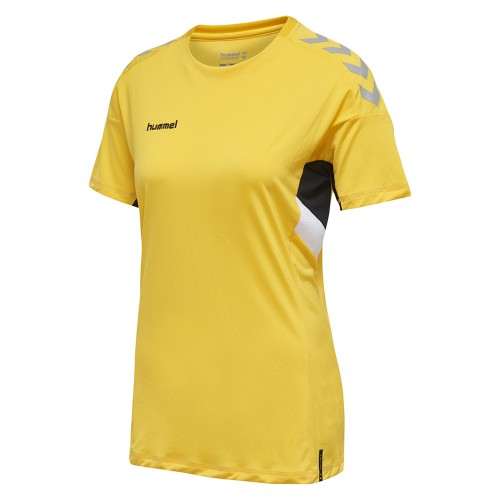 Hummel Tech Move Trikot Damen gelb