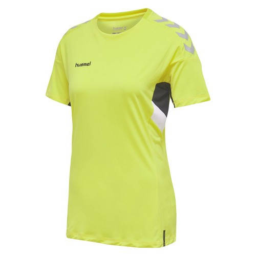 Hummel Tech Move Jersey Women neon green