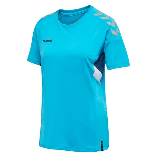 Hummel Tech Move Trikot Damen hellblau