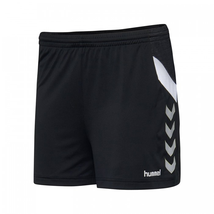 Hummel Tech Move Poly Short Damen schwarz
