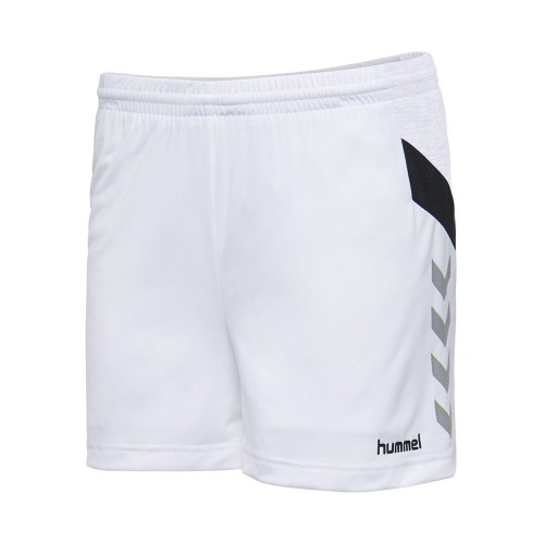 Hummel Tech Move Poly Short Damen weiß