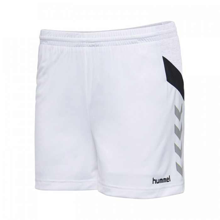 Hummel Tech Move Poly Short women white